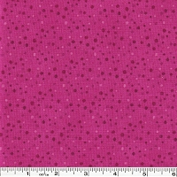 Wilmington Essentials Petite Dots - Dark Pink