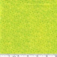 Wilmington Essentials Petite Dots - Lime Green