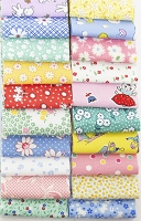 1930's Reproduction Jelly Roll - assorted prints