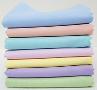 Bella Solids Fabric Bundle - Pastel