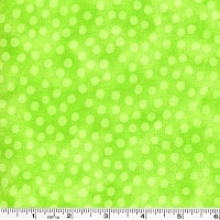 Moda Marble Dots - Lime Green