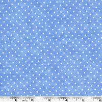 Moda Essential Dots - Blue