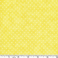 Moda Essential Dots - Yellow