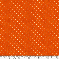 Moda Essential Dots - Orange
