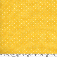 Moda Essential Dots - Sunshine Yellow