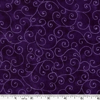 Moda Marble Swirls - Purple