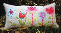 How Does Your Garden Grow? Pillow Cover Pattern