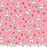 Toy Chest Little Lambs - Pink
