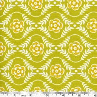 Decadence Damask - Green