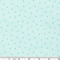 Penny's Dollhouse Dots - Aloe Green
