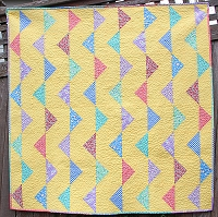 Bunting 1930's Reproduction Baby Quilt Kit