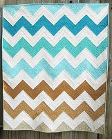 Sand & Surf Baby Quilt Kit