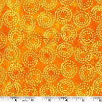 Tonal Circles - Orange