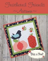 Feathered Friends - Autumn Mini Quilt Kit