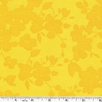 Spin Tonal Floral - Gold/Yellow