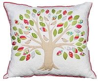 Memories Pillow Cover Pattern