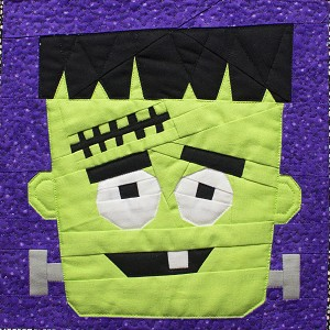 "Frankie 9"" Monster Block Pattern PDF"