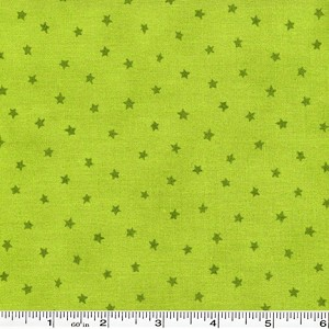 "Happy H""owl""-o-ween Night Sky - Moss Green"
