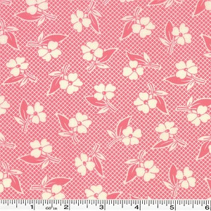 Fresh Air Two Toned Floral - Pink