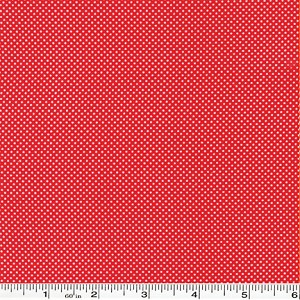 Dottie Tiny Dots - Red