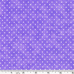 Moda Essential Dots - Lilac