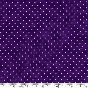 Moda Essential Dots - Purple