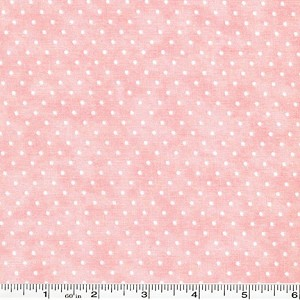 Moda Essential Dots - Baby Pink
