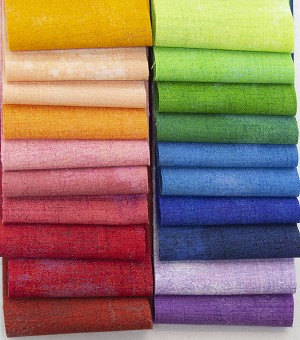 Moda Grunge Jelly Roll - assorted colors
