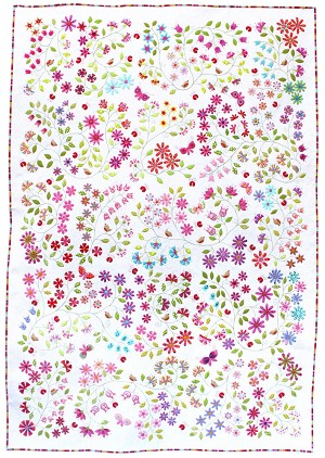In Spring Quilt Pattern