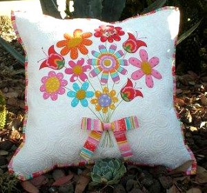Thank You! Pillow Cover Pattern